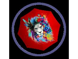 Бесшовные полноцветные зонты (без стыков на клиньях) (Производство)