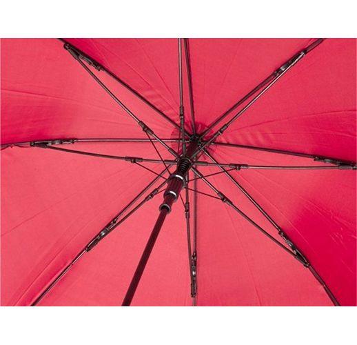 23-дюймовый ветрозащитный полуавтоматический зонт Bella, maroon