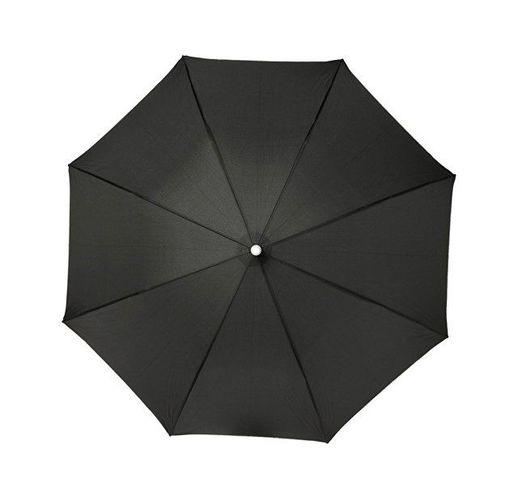 23-дюймовый ветрозащитный полуавтоматический зонт Felice, белый