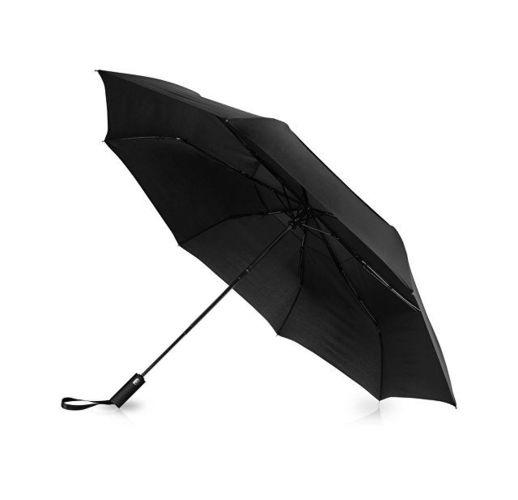 Зонт-автомат складной Canopy, черный