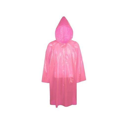 Дождевик Storm, розовый