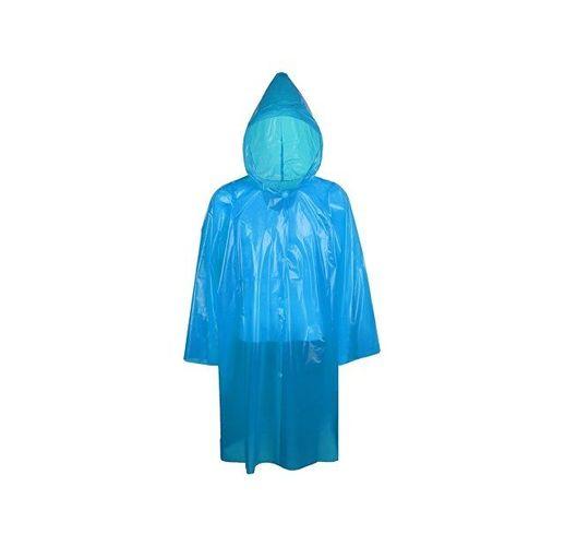 Дождевик Storm, голубой