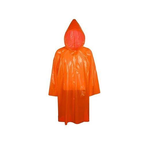 Дождевик Storm, оранжевый