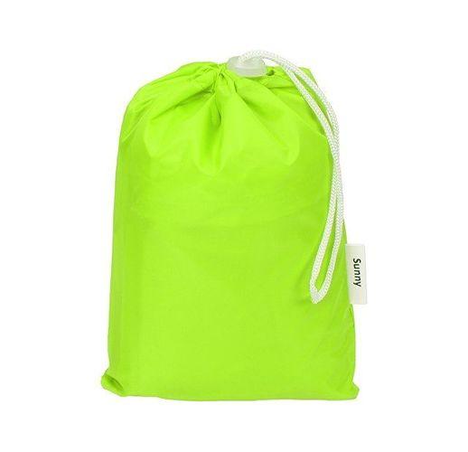 Дождевик Sunny, зеленый неон, размер (XS/S)