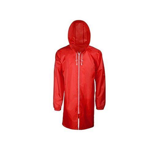 Дождевик Sunny, красный  размер (M/L)