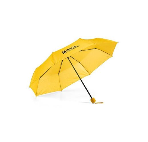 MARIA. Компактный зонт, Желтый