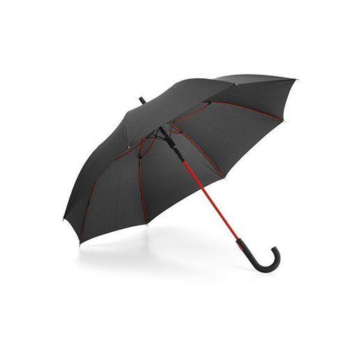 ALBERTA. Зонт с автоматическим открытием, Красный