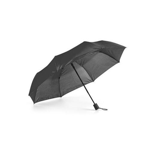 TOMAS. Компактный зонт, Черный