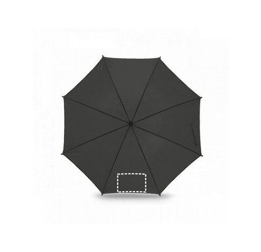 PATTI. Зонт с автоматическим открытием, Черный