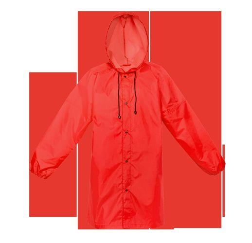 Дождевик, StanStorm, цвет Красный