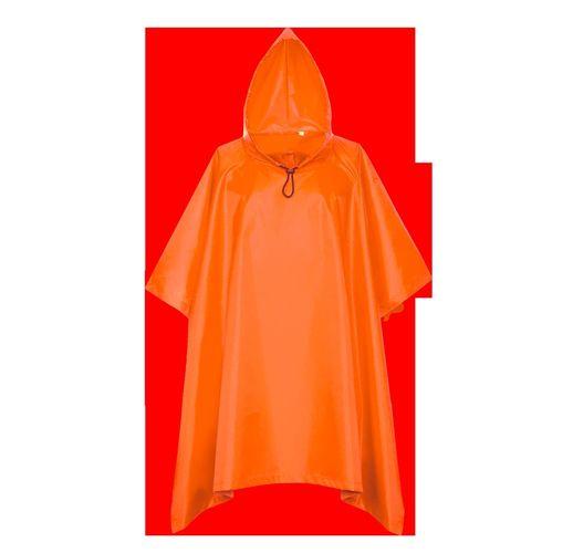 Дождевик, StanSun, цвет Оранжевый