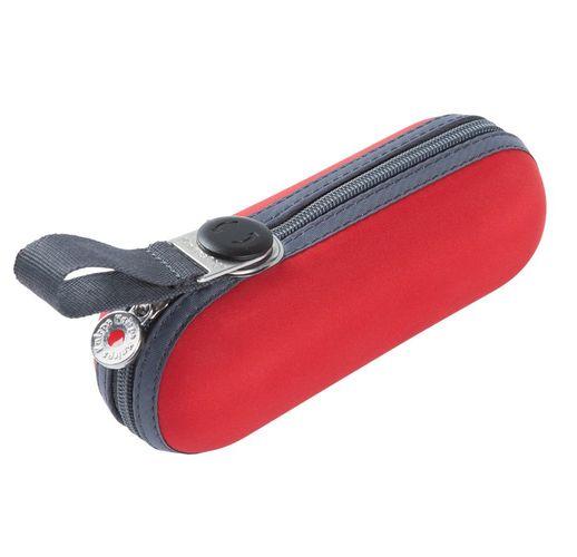 Зонт складной 811 X1, красный