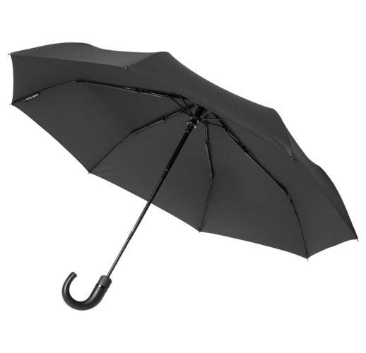 Зонт складной Lui, черный