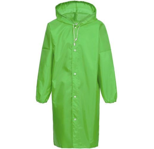Дождевик унисекс Rainman Strong, ярко-зеленый