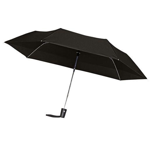 Зонт складной Hit Mini AC, черный