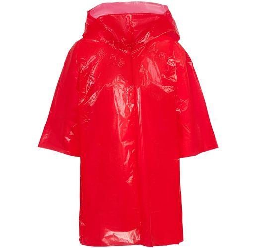 Дождевик-плащ детский BrightWay Kids, красный