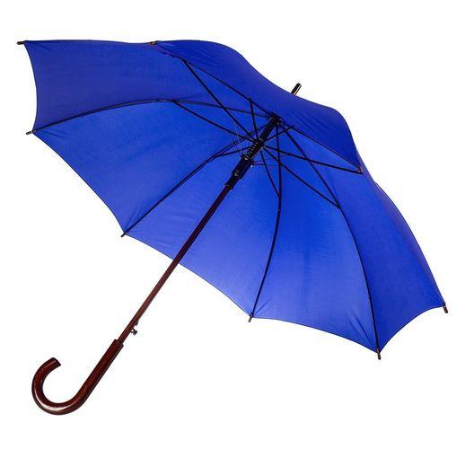 Зонт-трость Standard, ярко-синий
