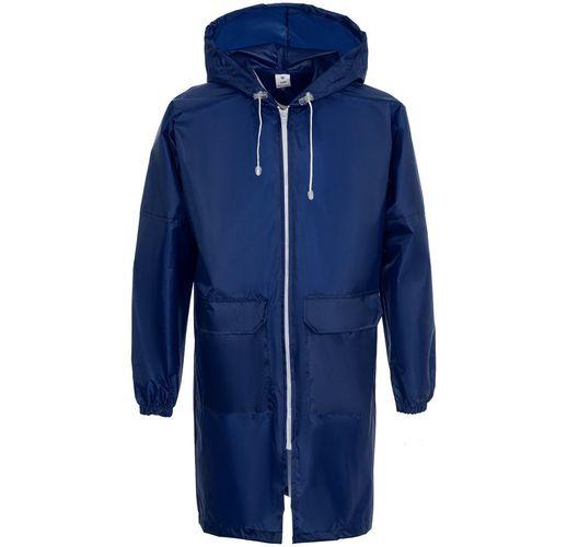 Дождевик Rainman Zip Pockets, ярко-синий