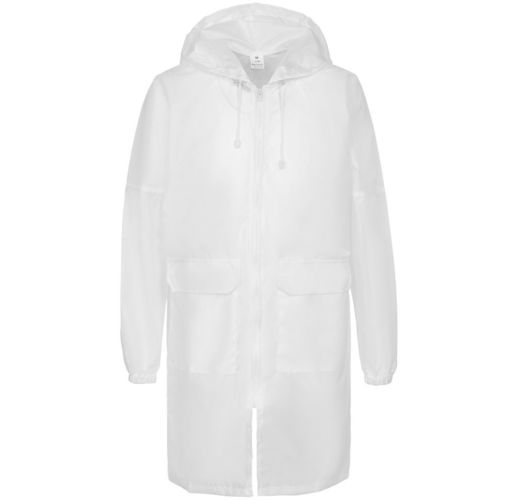 Дождевик Rainman Zip Pockets, белый