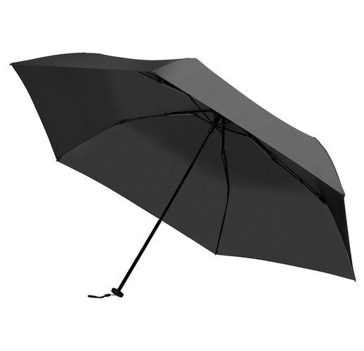 Зонт складной Luft Trek, черный