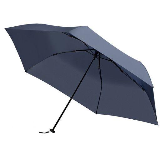 Зонт складной Luft Trek, темно-синий