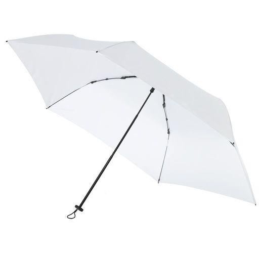 Зонт складной Luft Trek, белый