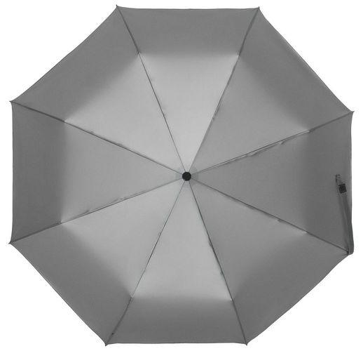 Зонт складной ironWalker, серебристый