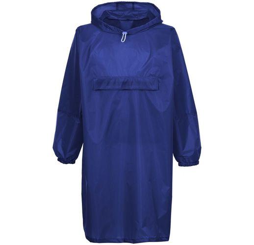 Дождевик-анорак Alatau, ярко-синий