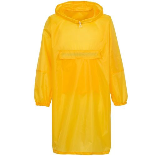 Дождевик-анорак Alatau, желтый