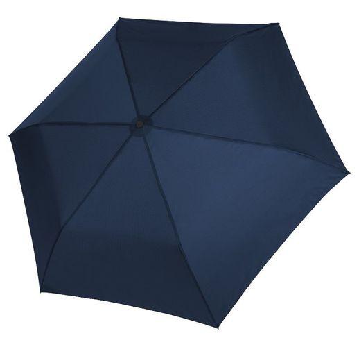 Зонт складной Zero Large, темно-синий