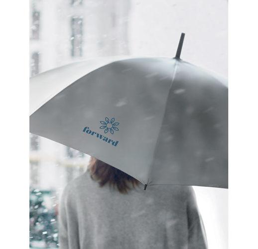 Отражающий ветрозащитный зонт