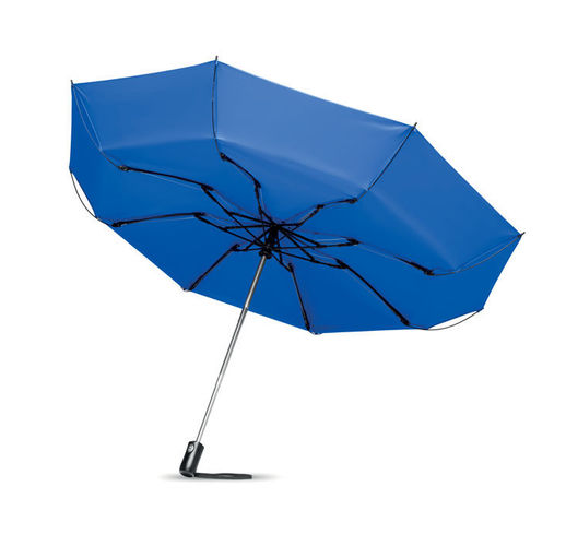 Складной реверсивный зонт