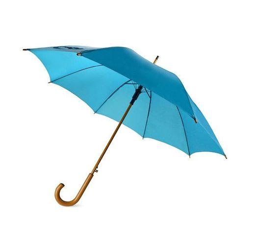 Зонт-трость Радуга, ярко-синий 7461C