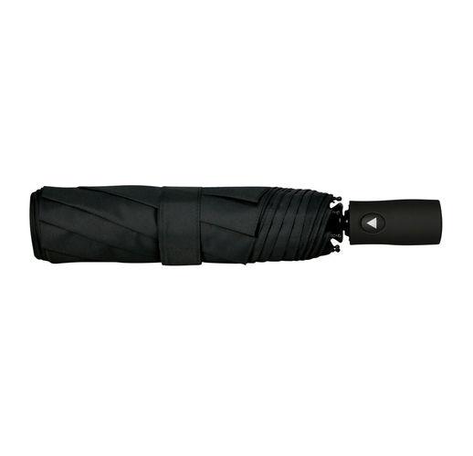 Зонт складной Nord, черный