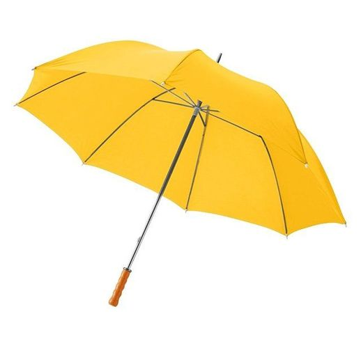 Зонт Karl 30 механический, желтый