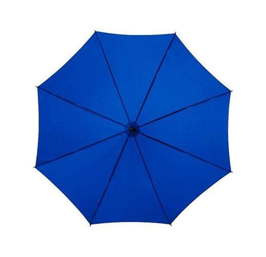 Зонт Kyle полуавтоматический 23, ярко-синий