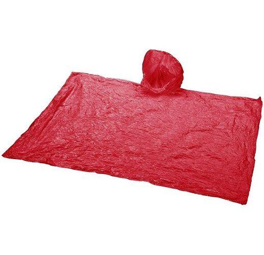Дождевик Xina, красный