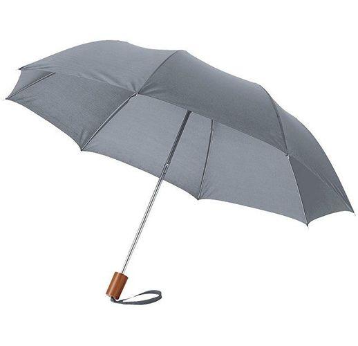 Зонт Oho двухсекционный 20, серый