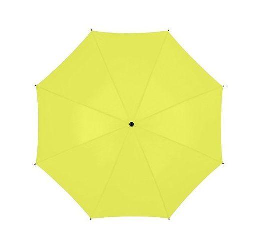 Зонт Barry 23 полуавтоматический, неоново-зеленый