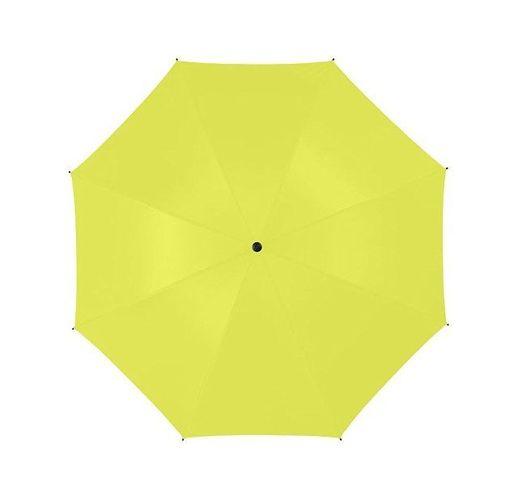 Зонт Yfke противоштормовой 30, неоново-зеленый