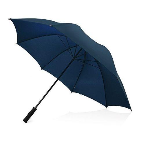 Зонт Yfke противоштормовой 30, темно-синий