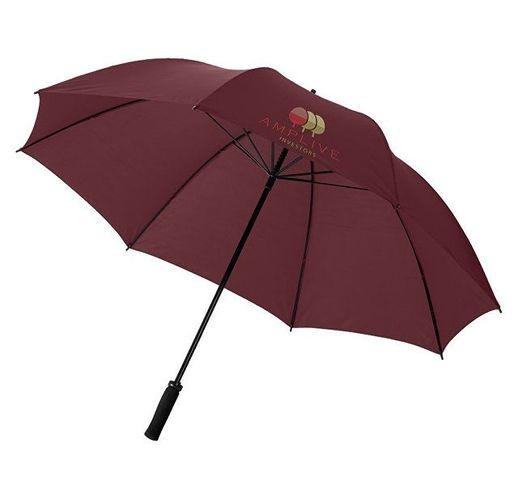 Зонт Yfke противоштормовой 30, коричневый