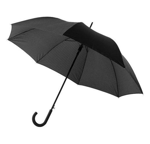 Зонт трость Cardew, полуавтомат 27, черный
