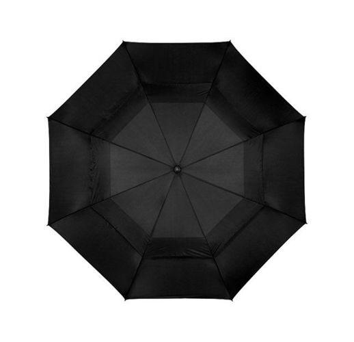 Зонт трость для гольфа Brighton, полуавтомат 32, черный