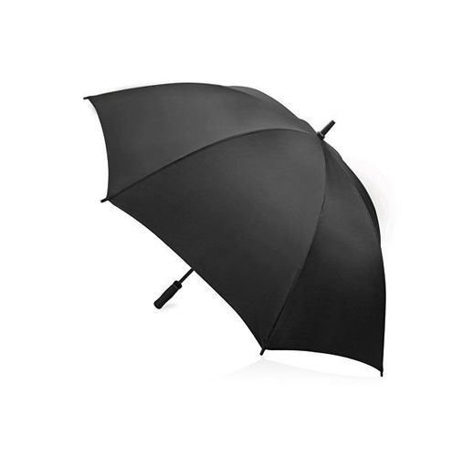 Зонт Yfke противоштормовой 30, черный (Р)