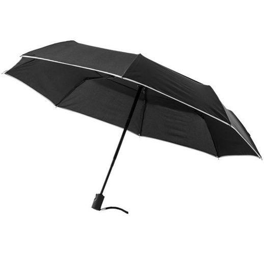 Зонт складной Scottsdale автомат, черный
