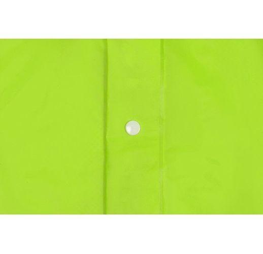 Дождевик Hawaii c чехлом унисекс, зеленое яблоко
