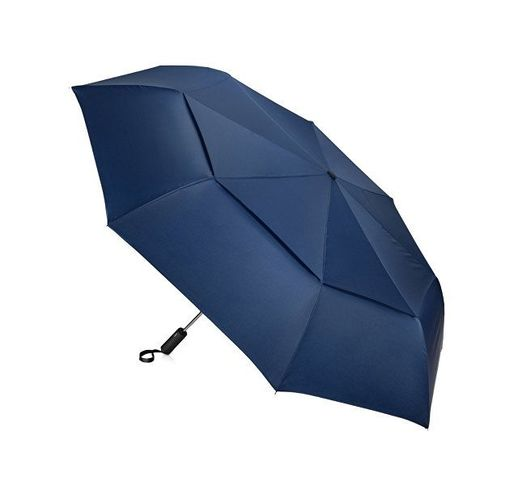 Зонт-автомат складной Canopy, синий