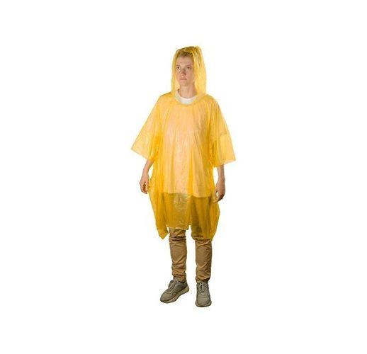 Дождевик Cloudy, желтый