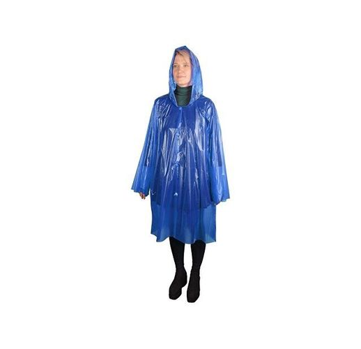 Дождевик Rainfall, классический синий